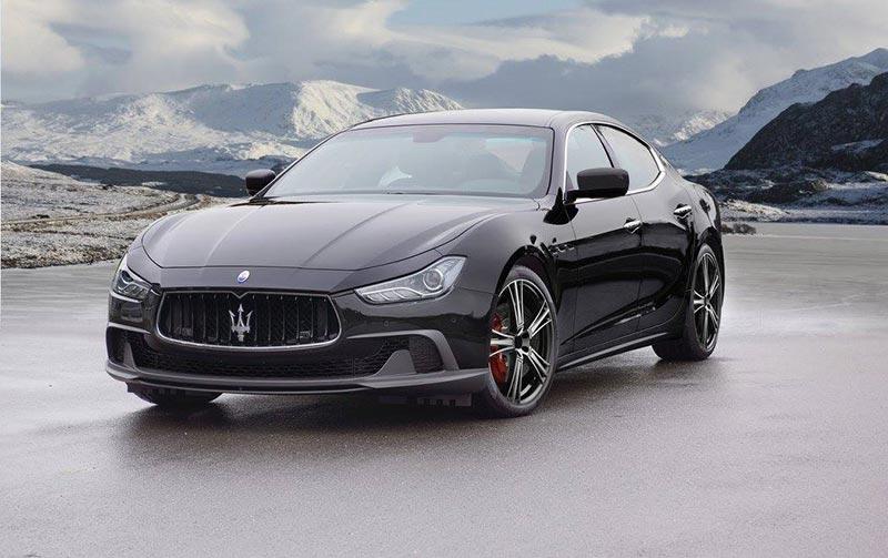От Mansory пипнаха и Maserati Ghibli