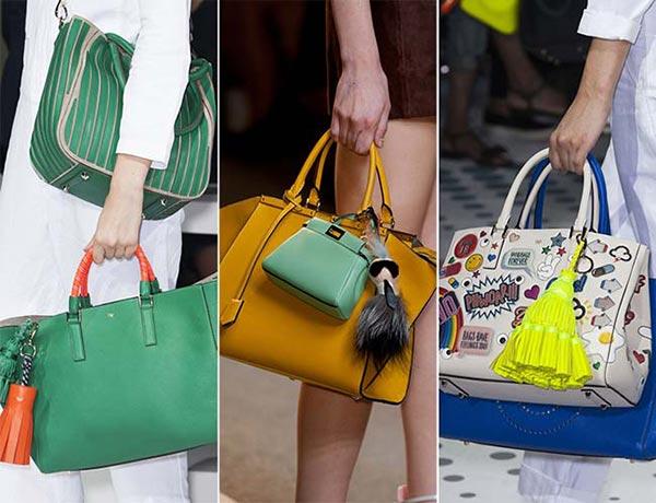 Всяка жена си пада по модерните дамски чанти
