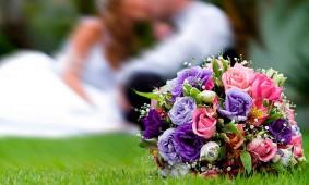 Най-подходящите сватбени букети