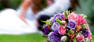 5 подходящи сватбени букета