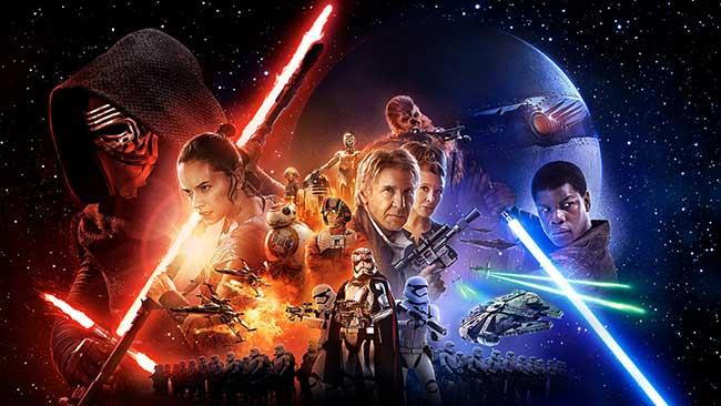 Междузвездни войни: Силата се пробужда