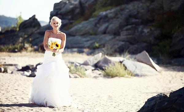 Топ 5 подходящи сватбени букета