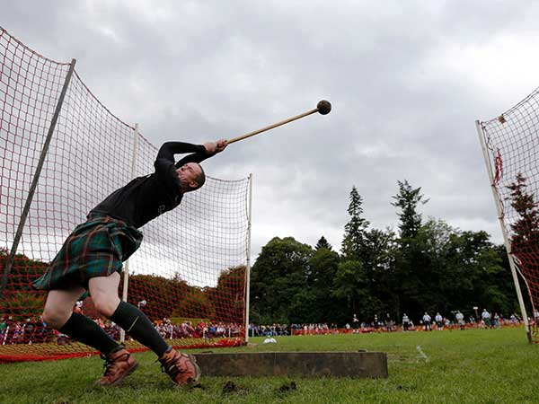 Игрите Highland