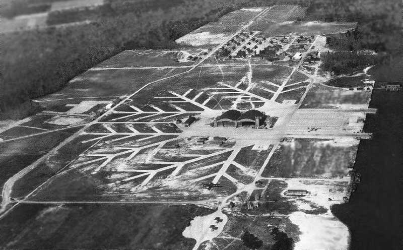 Военната база Харви Пойнт