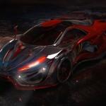 Inferno - новата супер кола