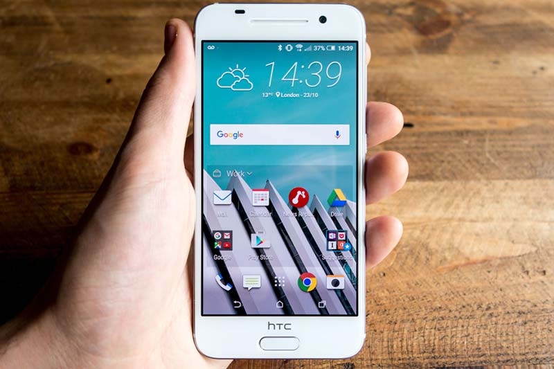 HTC One A9 атакува високия клас смартфони