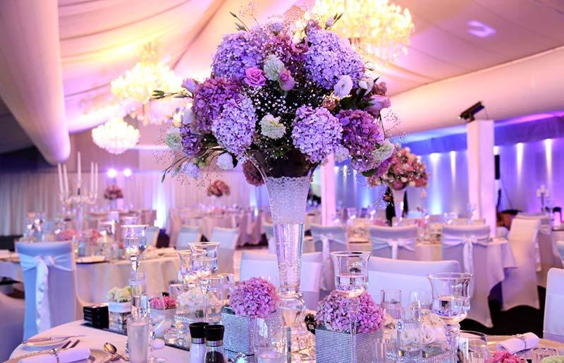 Луксозна сватбена украса за вашия личен празник!