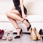 Модерните обувки – оръжие за жената