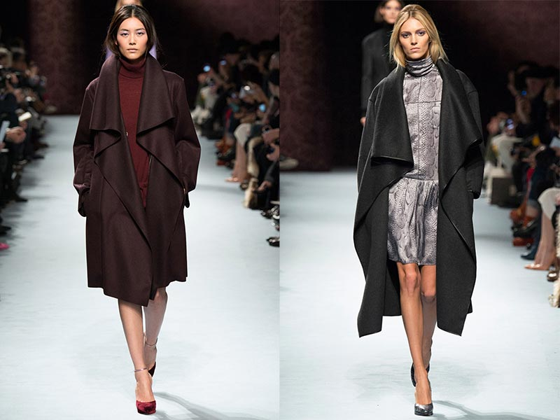 Най-модерните палта за зимата