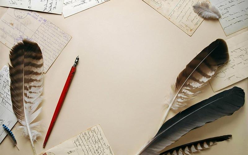 Writing Pen Wallpaper Това не �...
