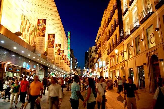 Най-добрите градове за пазаруване