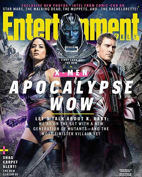 """""""Х-Мен: Апокалипсис"""" - филми 2016"""