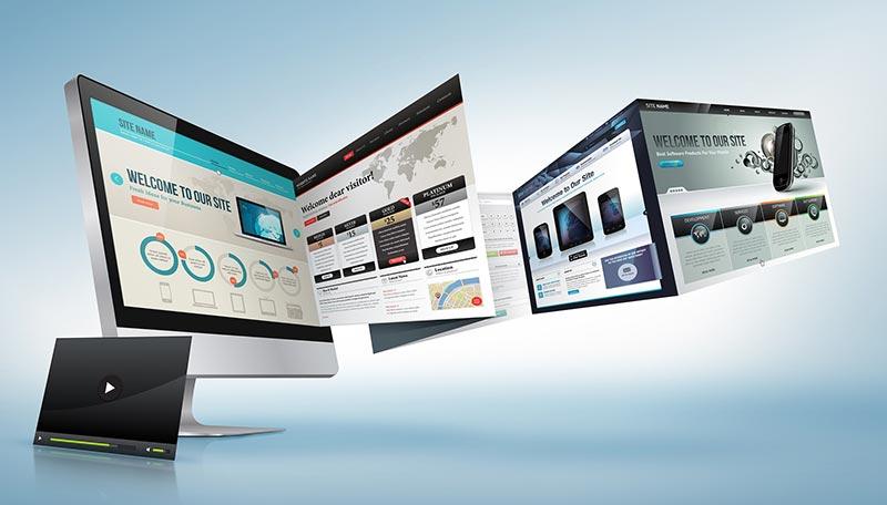 Кои са активните и пасивните канали за комуникация в интернет
