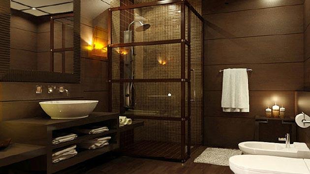 Ретро елементи в модерната баня