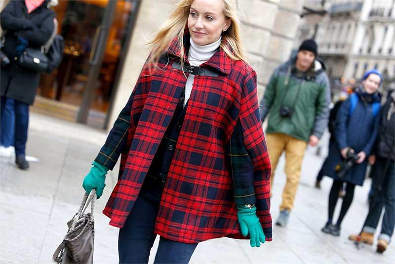 Пелерината е перфектната зимна дреха