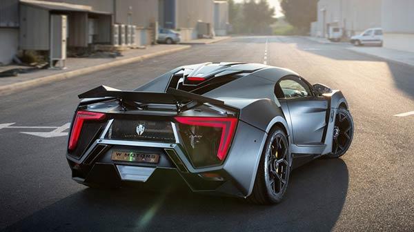 Lykan Hypersport сред най-скъпите автомобили в света