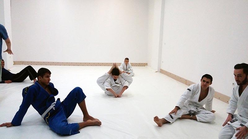 Бразилско джу-джицу Варна - тренировки
