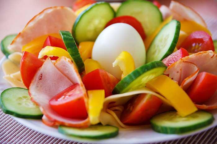 Добрите хранителни навици на заетите хора