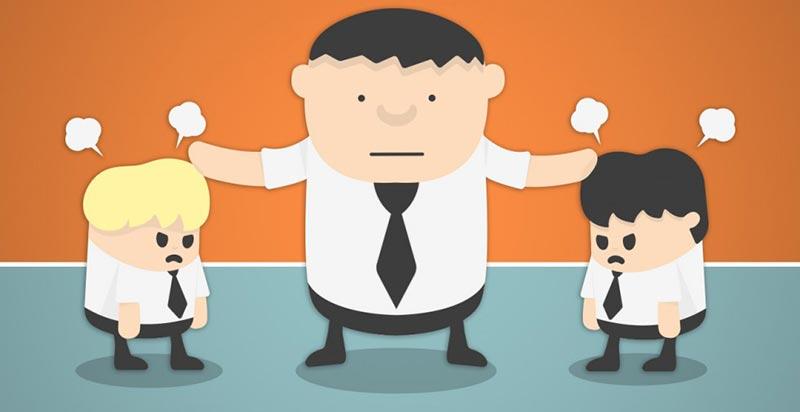 Конфликти в екипа и от какво се пораждат те?