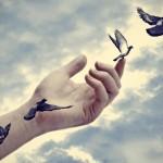 Не спирай този, който си тръгва от теб...