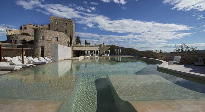 Castello di Velona Resort, Монталчино, Италия