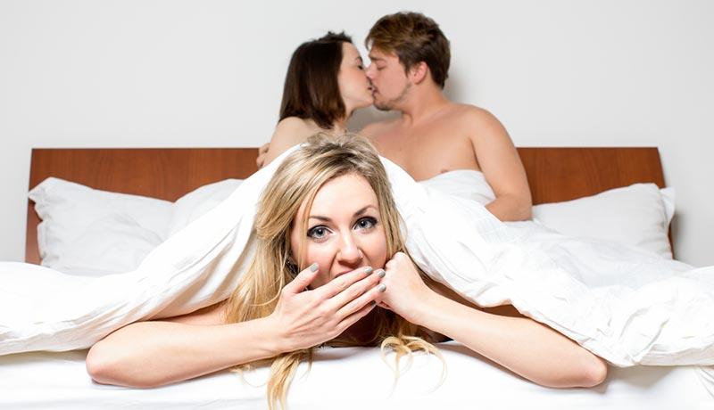 Трима в леглото? Какво трябва да знаете