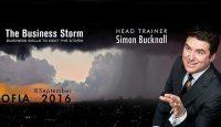 Бизнес Буря – събитие с лектор Саймън Бъкнал