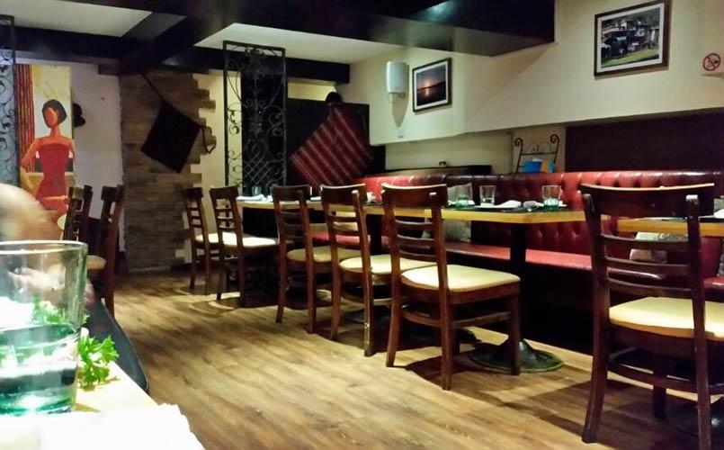 """Българският ресторант """"При Ванката"""" в Шанхай"""