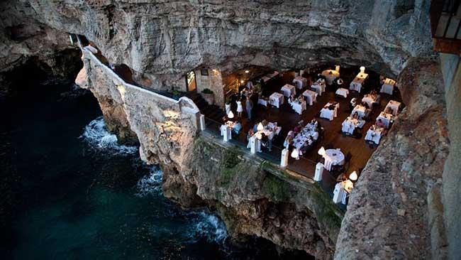 6 екзотични ресторанта, които си заслужава да посетите