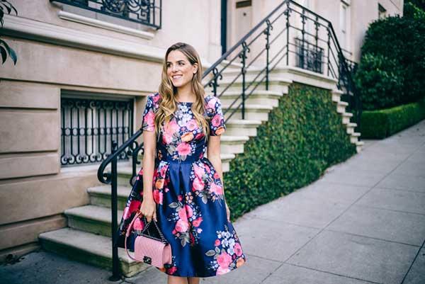 Кое е модерно през това лято - флорални рокли