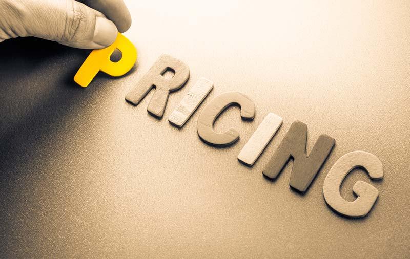 Как да определим цената на продуктите си