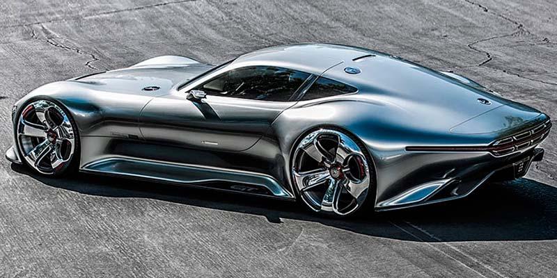 Mercedes с предстояща хиперкола през следващата година