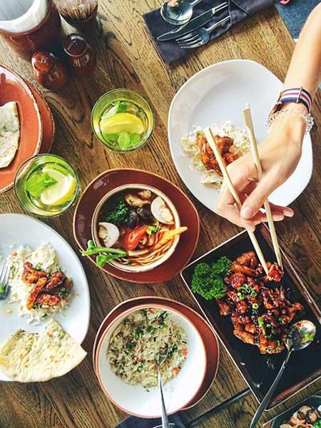 Как да разделите сметката в ресторанта