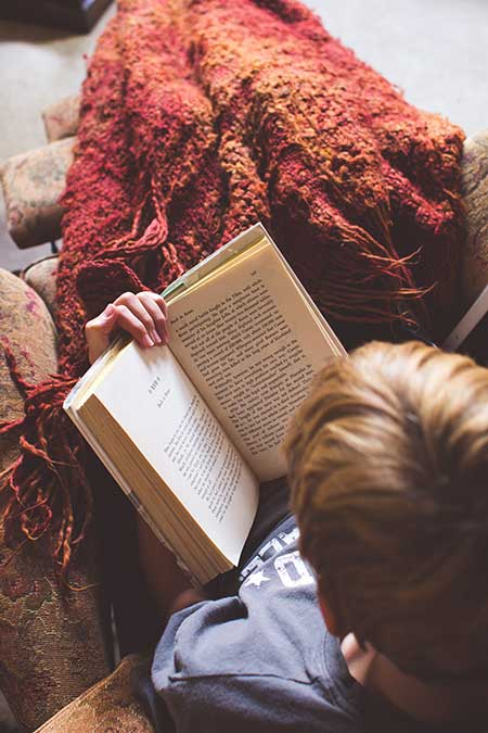Четенето на романи влияе добре на мозъка