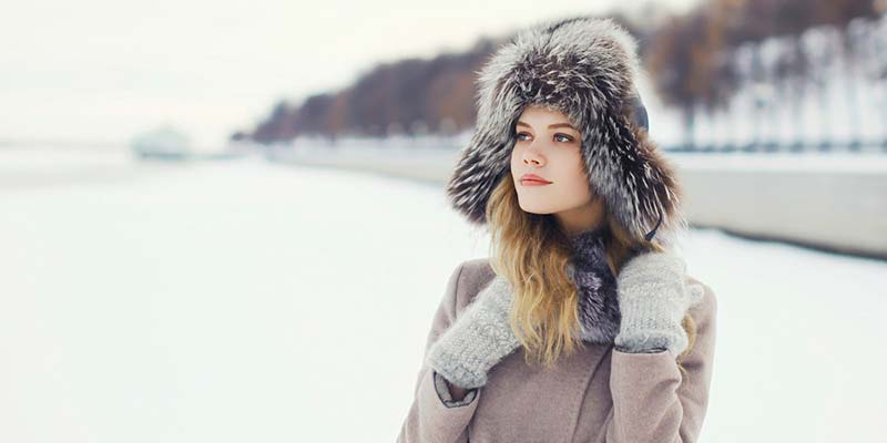 Ежедневен зимен стайлинг
