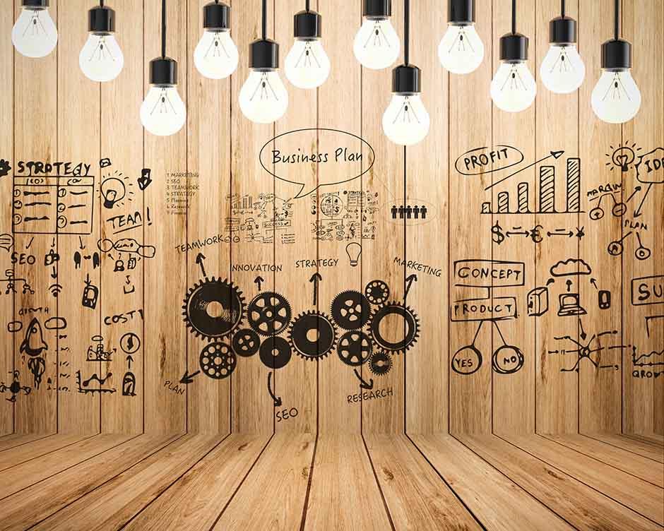 Бъдете фабрика за идеи