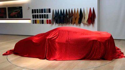 Мистериозното Ferrari с централно разположен двигател
