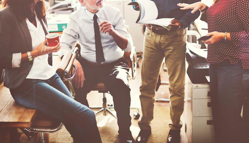 Как да подобрим работната атмосфера