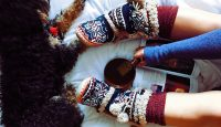 За хората със странните чорапи