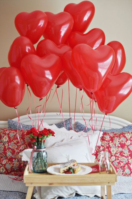 Свети Валентин 2017 - романтична изненада