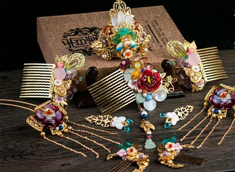 Символика в китайското ювелирно изкуство