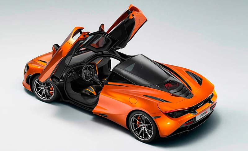 McLaren 720S е вече тук!
