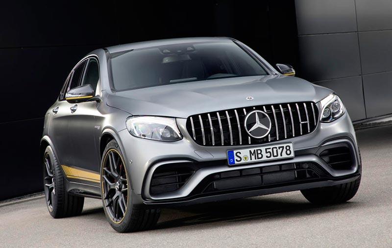 Mercedes GLC 63 AMG