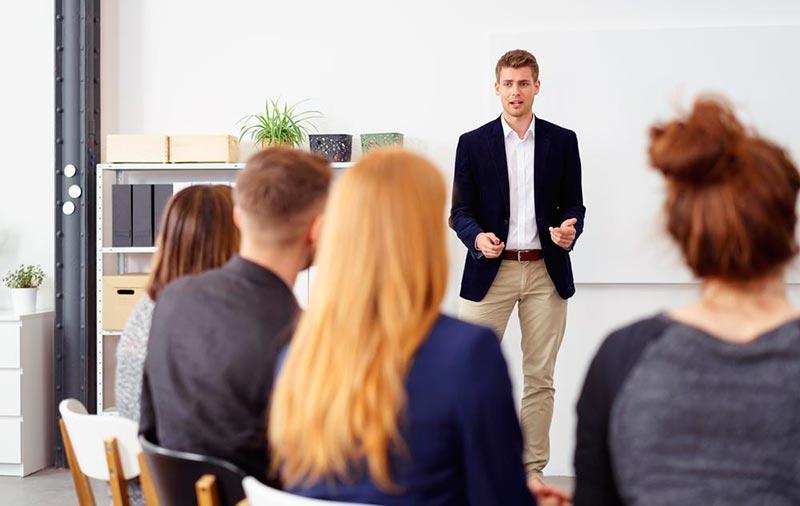 5 стъпки към най-добрата търговска презентация