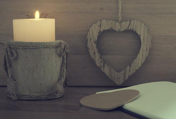 четирите свещи