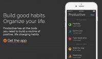 Productive – проследяване на навиците