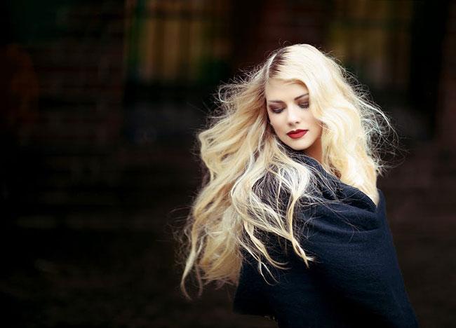 Атакувайте цъфтящите краища на косата