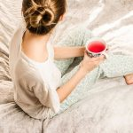 работния стрес с чай