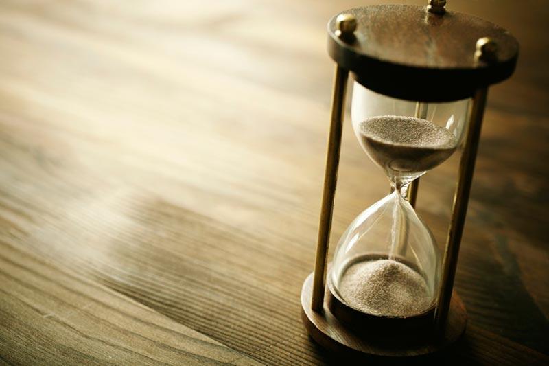 Времето е най-ценния дар на човека