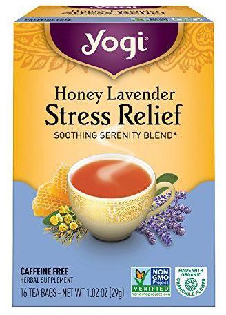Yogi Tea чай